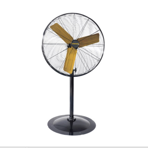 Master MAC-30P-DDF-B 30 in. Industrial Pedestal Fan