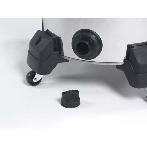 Blower Port Drain Large Wheels RIDGID 50353 1610RV Stainless Steel Wet Dry Vacuum 16-Gallon Shop Vacuum with Cart Pro Hose 6.5 Peak HP Motor