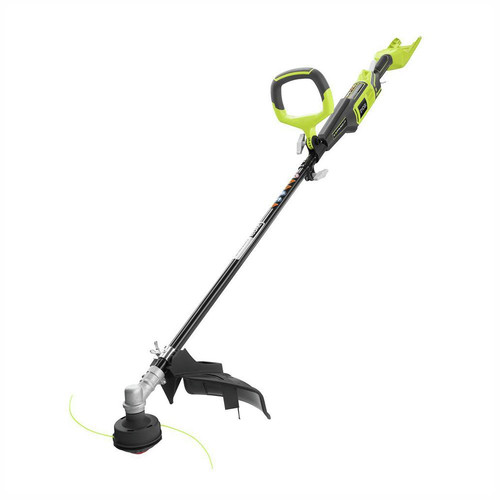 Factory Reconditioned Ryobi ZRRY40220BT Expand-It 40V-X Cordless Lithium-Ion Straight Split Shaft String Trimmer (Bare Tool)