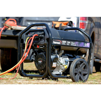 Factory Reconditioned Powermate PM0126000R 6,000 Watt 414cc Gas Portable Generator image number 5