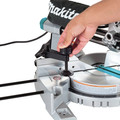 Makita LS0815F 10.5 Amp 8-1/2 in. Slide Compound Miter Saw image number 4