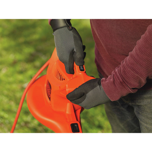 Black & Decker BEBL7000 3-in-1 VACPACK 12 Amp Leaf Blower, Vacuum and Mulcher image number 13