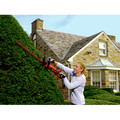 Black & Decker HH2455 24 in. Hedge Trimmer with Rotating Handle image number 9