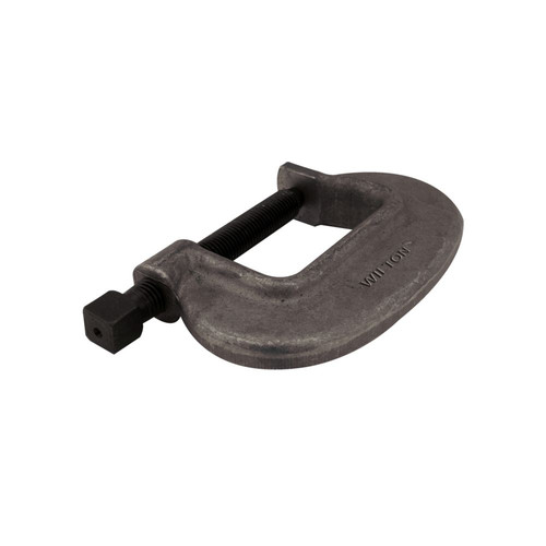 Wilton 14599 12-FC, O Series C-Clamp - Full Closing Spindles, 12-1/4 in. Jaw Opening, 4-1/4 in. Throat Depth