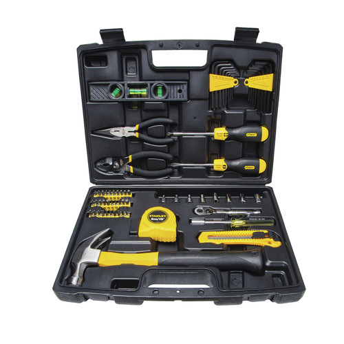 Stanley 94-248 65-Piece Homeowner's Tool Kit image number 0