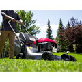 Honda 664060 HRN216VKA GCV170 Engine Smart Drive Variable Speed 3-in-1 21 in. Self Propelled Lawn Mower with Auto Choke image number 7