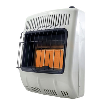 Mr. Heater F299821 20,000 BTU Vent Free Radiant Natural Gas Heater image number 0