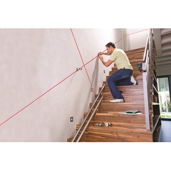 Bosch GLL30 30 ft. Self-Leveling Cross-Line Laser image number 5