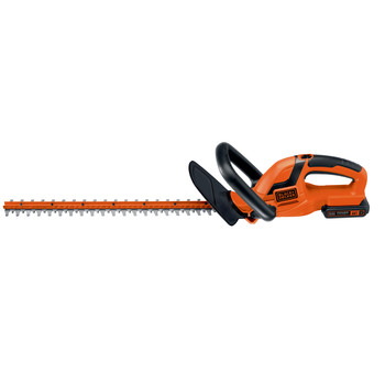 Factory Reconditioned Black & Decker LHT2220R 20V MAX Cordless Lithium-Ion 22 in. Dual Action Electric Hedge Trimmer image number 1