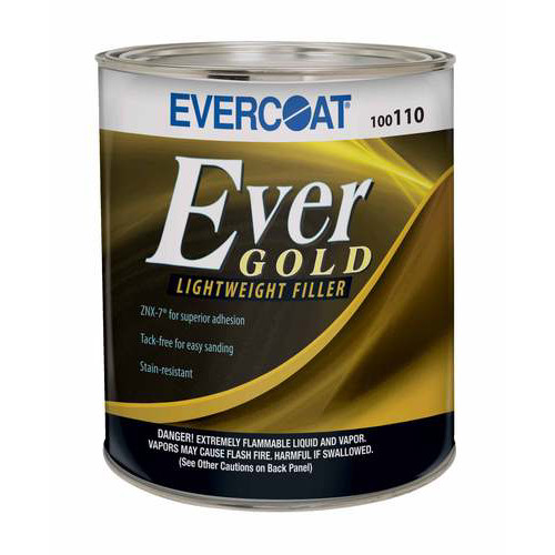 Evercoat 110 EverGold Lightweight Filler Gallon