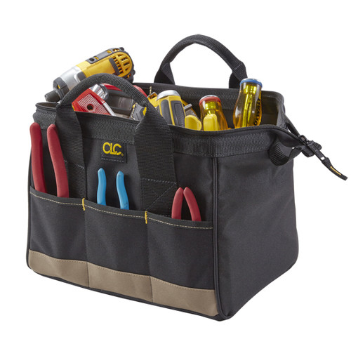 CLC 1161 Bigmouth 12 in. Tool Tote Bag image number 6
