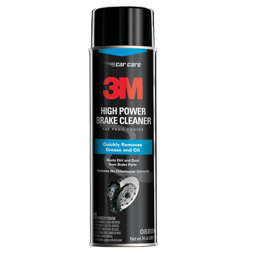 3M 8880 14 oz. High Power Brake Cleaner