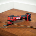 Skil OS592702 PWRCore 12 12V Brushless Lithium-Ion Oscillating Cordless Multi-Tool Kit (2 Ah) image number 7