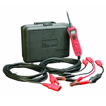 Power Probe PP319FTCRED Power Probe III Circuit Tester Kit (Red)