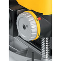 Dewalt DW735X 13 in. Two-Speed Thickness Planer with Support Tables and Extra Knives image number 7