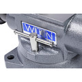 Wilton 28807 1765 Tradesman Vise with 6-1/2 in. Jaw Width, 6-1/2 in. Jaw Opening & 4 in. Throat Depth image number 6