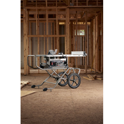 Strange Skilsaw Spt99 12 10 In Heavy Duty Worm Drive Table Saw With Stand Machost Co Dining Chair Design Ideas Machostcouk