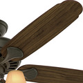 Hunter 53094 54 in. Cortland New Bronze Ceiling Fan with Light image number 6