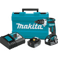 Makita XSF05T 18V LXT 5.0 Ah Lithium-Ion Brushless Cordless 2,500 RPM Screwdriver Kit