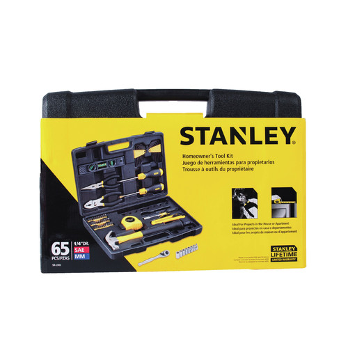 Socket Set Stanley Consumer Outils DWMT 73804 34-Pc 1//4 /& 3//8-In Drive