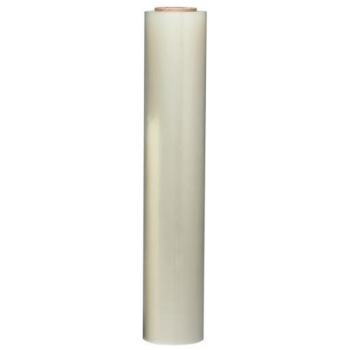 RBL Products 428 36 in. x 100 ft. x 3 mm Continuous Roll Self-Adhering Clear Plastic Wrap
