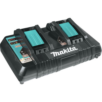 Factory Reconditioned Makita XHU04PT-R 18V X2 LXT 5.0 Ah Hedge Trimmer Kit image number 1