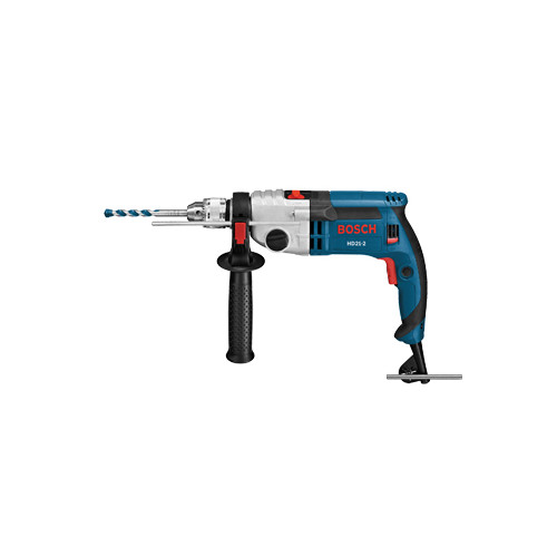 Bosch HD21-2 9.2 Amp 1/2 in. 2-Speed Hammer Drill