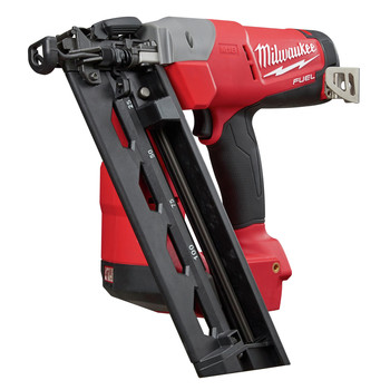Milwaukee 2742-20 M18 FUEL Cordless Lithium-Ion 16-Gauge Brushless Angled Finish Nailer (Tool Only) image number 1
