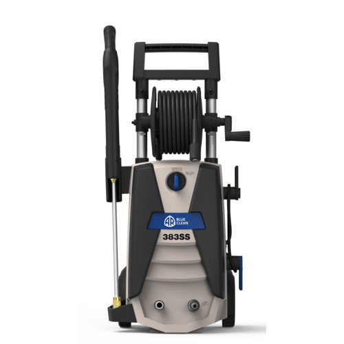 AR Blue Clean AR383SS 1,900 PSI 1.4 GPM Electric Pressure Washer