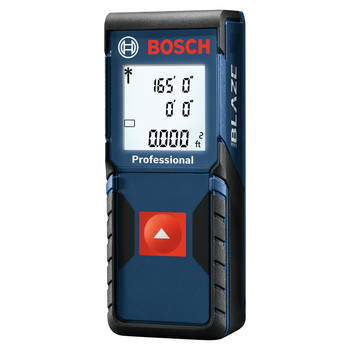 Bosch GLM165-10 BLAZE One 165 Ft. Laser Measure image number 0