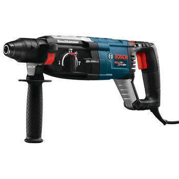 Factory Reconditioned Bosch GBH2-28L-RT 8.5 Amp 1-1/8 in. SDS-Plus Bulldog Xtreme MAX Rotary Hammer image number 1