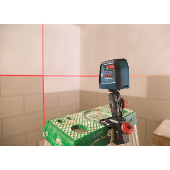Bosch GLL30 30 ft. Self-Leveling Cross-Line Laser image number 7