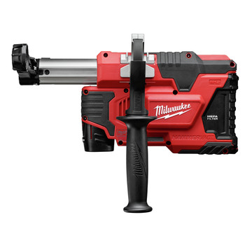 Milwaukee 2306-22 M12 Lithium-Ion HAMMERVAC Universal Dust Extractor Kit