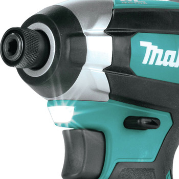 Makita XT337T 18V LXT Lithium-Ion 5.0 Ah Brushless 3-Piece Combo Kit image number 6