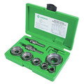 Greenlee 648 8-Piece Quick-Change Carbide Cutter Kit image number 0
