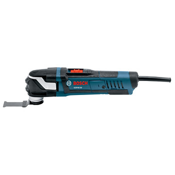 Bosch GOP40-30C StarlockPlus Oscillating Multi-Tool Kit with Snap-In Blade Attachment & 5 Blades image number 2