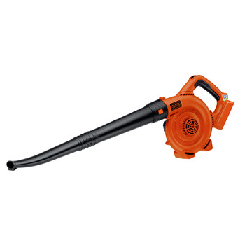 Black & Decker LSW36 40V MAX Cordless Lithium-Ion Variable-Speed Handheld Sweeper image number 3