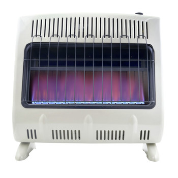 Mr. Heater F299731 30000 BTU Vent Free Blue Flame Natural Gas Heater image number 2