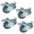 JET 98-0130 Set of Four Casters for 16-32 Series Drum Sanders