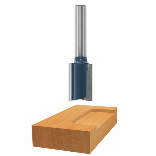 Bosch 85248MC 3/4 in. x 3/4 in. Mortising Carbide-Tipped Router Bit