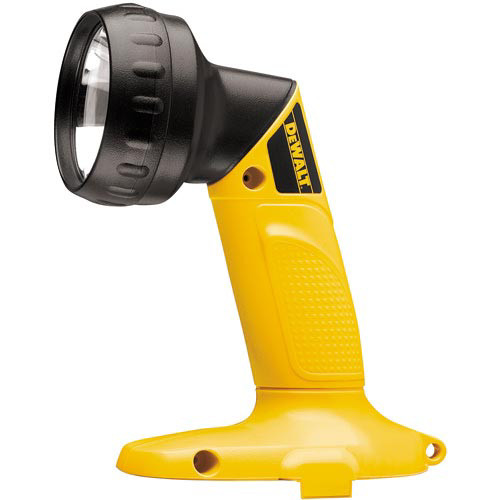 Free DeWALT 18V pivoting head flashlight with select DeWALT 18V Items