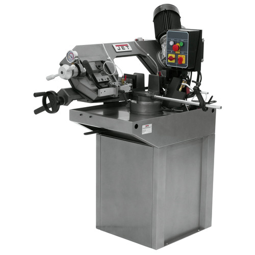 JET J-9180-3 7 in. Zip Miter Horizontal Band Saw image number 0