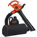 Black & Decker BEBL7000 3-in-1 VACPACK 12 Amp Leaf Blower, Vacuum and Mulcher image number 1