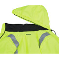 Makita DCJ206ZM 18V LXT Lithium-Ion Cordless High Visibility Heated Jacket (Jacket Only) - Medium image number 2