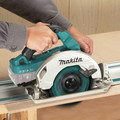 Makita XSH08Z 18V X2 LXT Lithium-Ion (36V) Brushless Cordless 7-1/4 in. Circular Saw with Guide Rail Compatible Base (Tool Only) image number 13