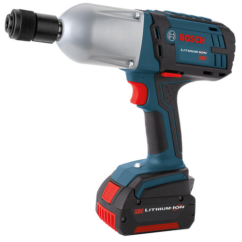 Factory Reconditioned Bosch HTH182-01-RT 18V Cordless High Torque 7/16 in. Hex Impact Wrench image number 0