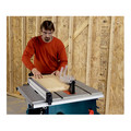 Factory Reconditioned Bosch 4100-RT 10 in. Worksite Table Saw image number 5