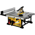 Factory Reconditioned Dewalt DWE7491RSR Site-Pro 15 Amp Compact 10 in. Jobsite Table Saw with Rolling Stand image number 4