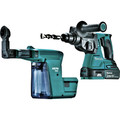 Makita XRH011TX 18V LXT Cordless Lithium-Ion 1 in. Rotary Hammer Kit image number 2