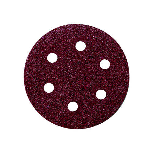 Metabo 624053000 3-1/8 in. P80 Cling-Fit Sanding Discs (25-Pack)